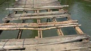 "The ""other"" Bridge Over The River Kwai"