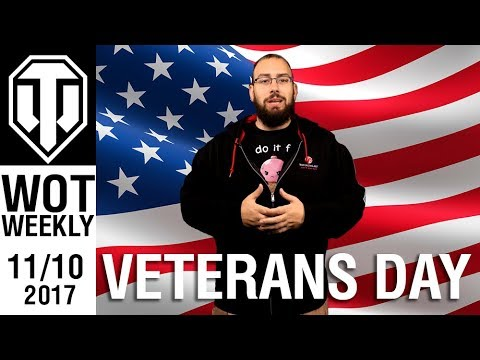PC: World of Tanks Weekly #37 - Tanks For Giving Back