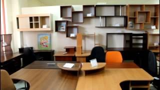 Компьютерные столы, офисные кресла и полки в Харькове(Перед новым учебным годом особенно актуален вопрос: где и какой стол купить для школьника либо студента...., 2013-07-14T20:21:12.000Z)