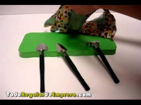Regalo publicitario herramientas de jard n todo regalos for Todo jardin herramientas