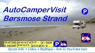 -431-🚐🌏 AutoCamperVisit Børsmose Strand