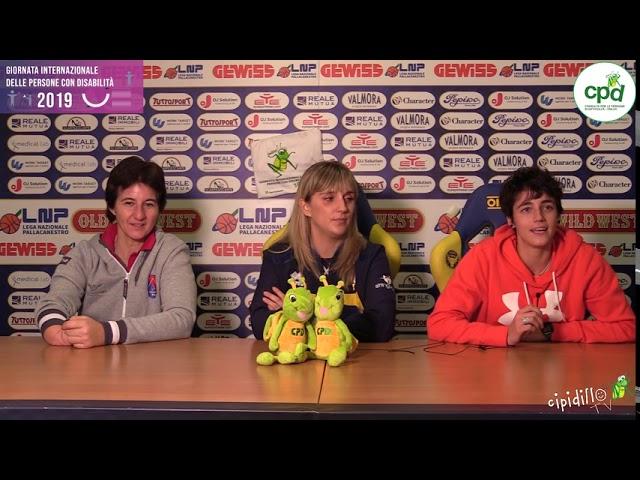 INTERVISTA giocatrici di sitting volley