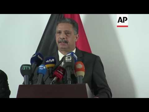 Libya minister defends security after airport hijack
