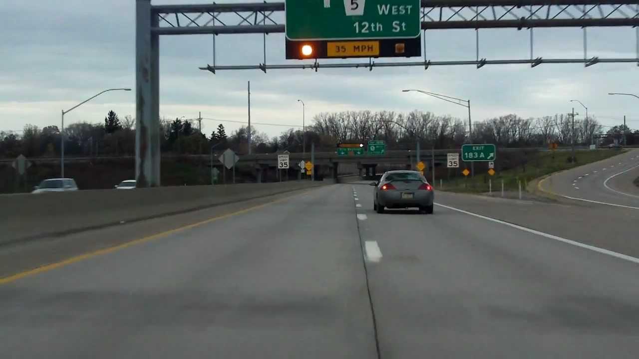 West Virginia @ AARoads - Interstate 79