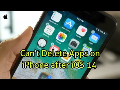 iPhone 11 How to Delete Apps. Works on iPhone 11, 11 Pro, or 11 Pro Max..