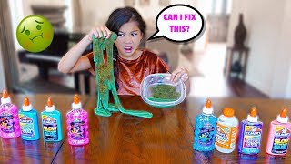 FIX THIS SLIME CHALLENGE! | Txunamy