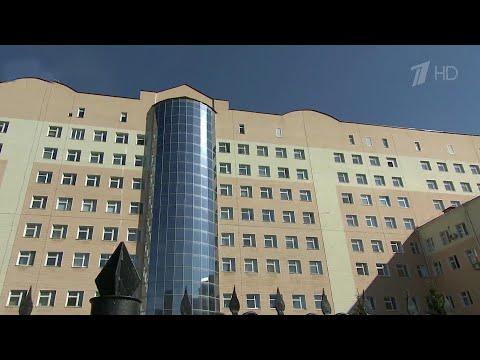 В Башкирии расследуют обстоятельства массового заражения в крупнейшей больнице республики.