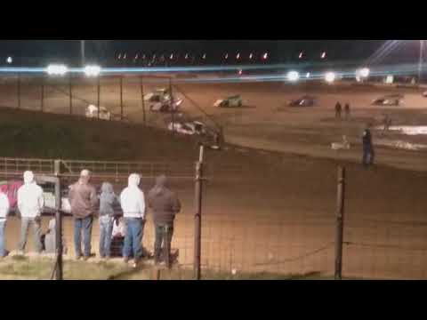Modifieds Feature Part 1/2 Fayette County Speedway 4/17/18