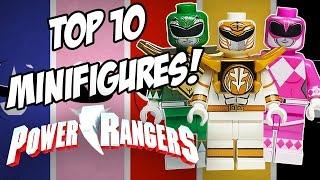 Video TOP 10 CUSTOM! Lego Power Rangers Minifigures! download MP3, 3GP, MP4, WEBM, AVI, FLV Agustus 2018