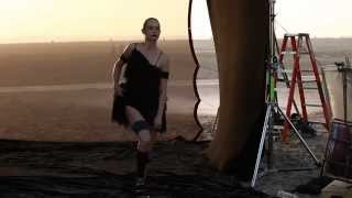 Fashion Story: Amber Valletta by Peter Lindbergh