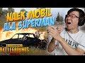 TEAM KOPLAK, NAIK MOBIL ALA SUPERMAN!!! - PUBG MOBILE INDONESIA