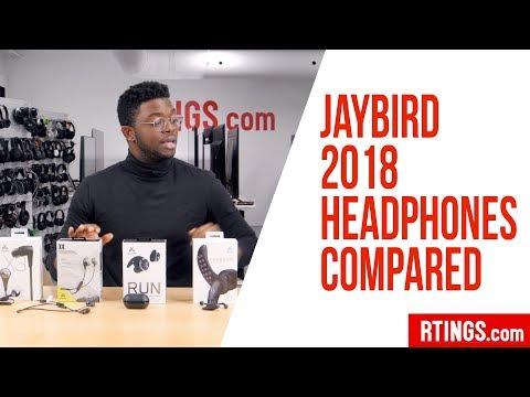 All 2018 Jaybird Headphones Models Compared - RTINGS.com