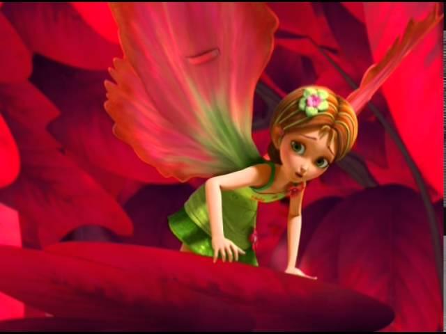 Barbie Представляет Сказку «Дюймовочка» - Трейлер