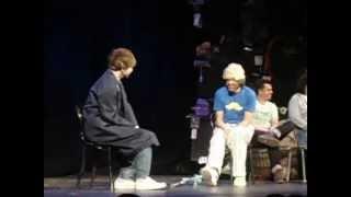 Partička Broadway 16.1.2013 18:00 1. hra Detektor lži