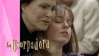 ¡Paulina en libertad!  | La Usurpadora - Televisa
