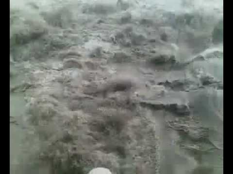 Flood Water - River Indus, Pakistan