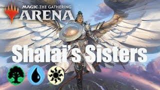 Shalia's Sisters | War of the Spark Standard Deck (MTG Arena)