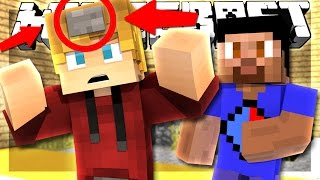 THE BUTTON IS ON MY HEAD?! | Minecraft Find The Button