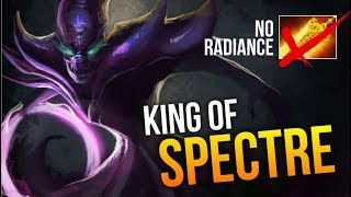 KING OF SPECTRE - Badman Spectre is Back No Radiance | Dota 2