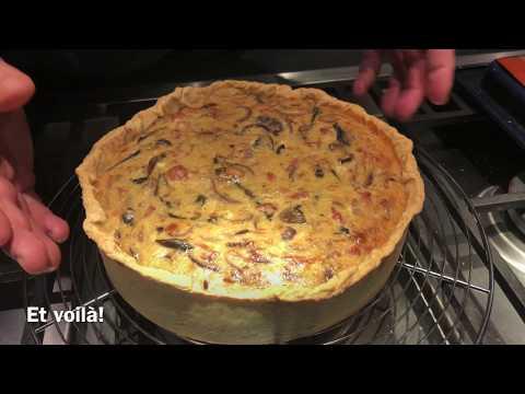 how-to-make-the-perfect-quiche---quiche-maison---recipe---recette