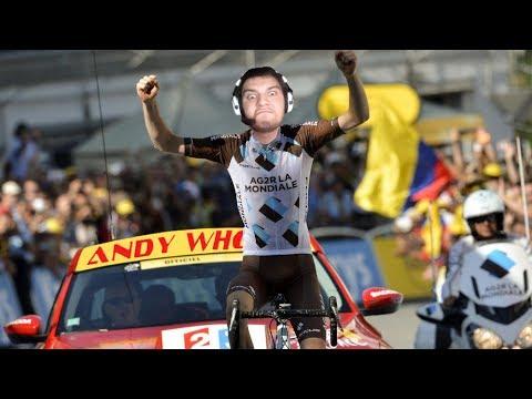 Tour de France PCM #8 : Dole - Station des Rousses