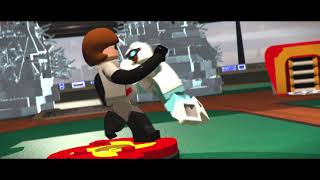 Lego The Incredibles - Boss Battle Guide - Frozone and Mr Incredible (Mind Controlled)