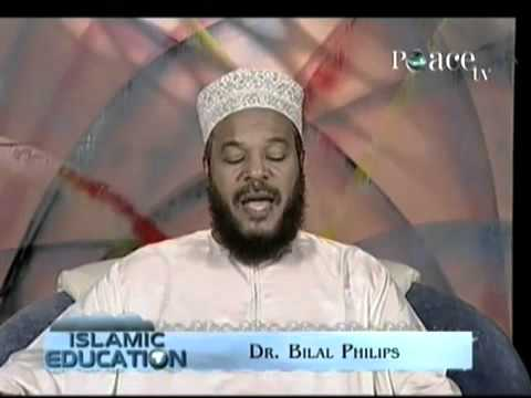 Dr. Bilal Philips - 2/5 Islamic Education : Muslim Students