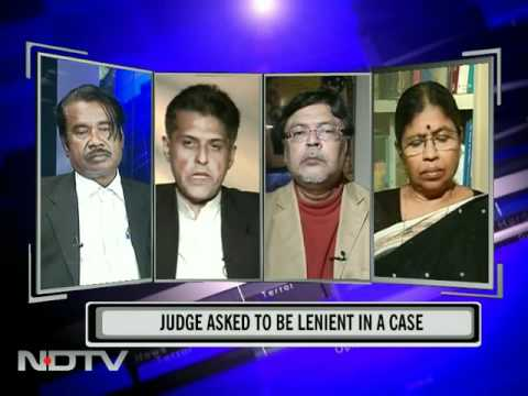Is there political pressure on judiciary?