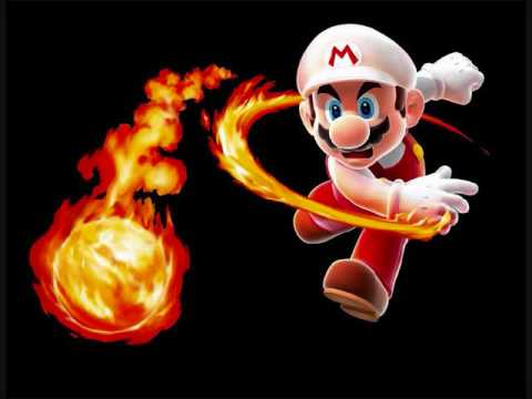 Image result for mario fireball