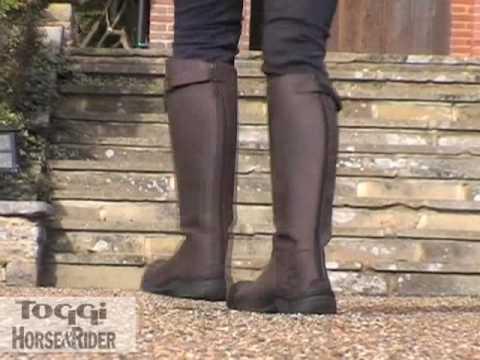 Autumn Fashion with Toggi | HorseandRider UK - YouTube