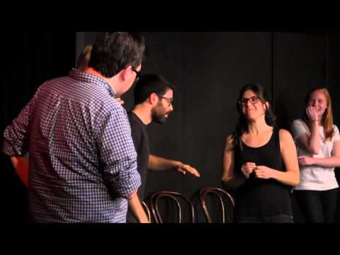 Smokehouse - UCB NY Cagematch - August 14, 2014