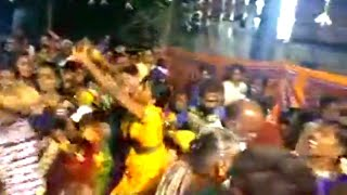 LADIES SAMI ATTAM NEW 2021   குலைநடுங்க வைக்கும் பெண்கள் சாமி ஆட்டம்