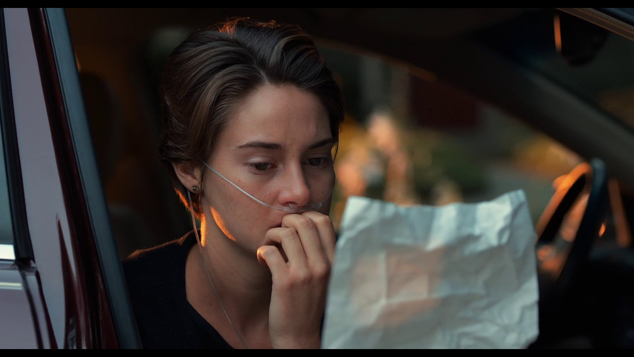 The Fault in Our Stars - Best Scene - Eulogy Scene #1