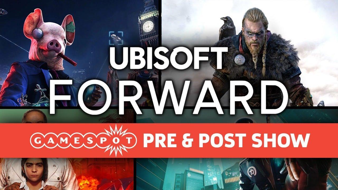 Ubisoft Forward With Pre & Post Show - September 2020 - GameSpot
