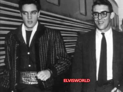 ELVIS PRESLEY     A MESS OF BLUES  RECORDED MARCH 21ST 1960