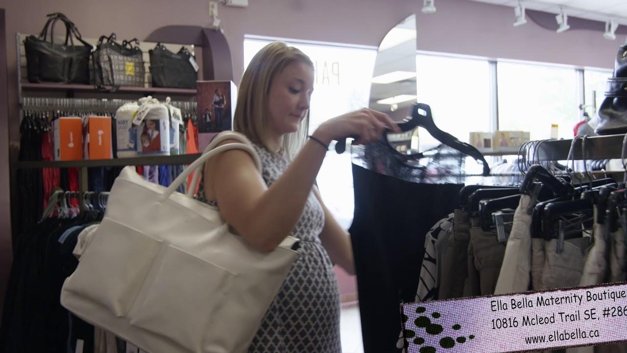 11f17283fc6 Get to know Ella Bella in 15 seconds! Ella Bella Maternity Boutique