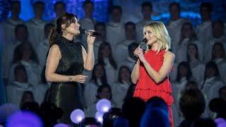 When We're Together - Idina Menzel & Kristen Bell | Disney's Magical Holiday Celebration
