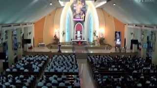 GX Tân Mai - Lễ Thánh Giuse Lao Động 01-05-2014