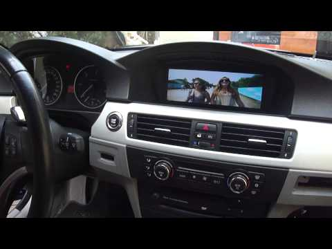 BMW E92 PIP multimedia interface HD media player ,cam  www.bmwtuning.hu