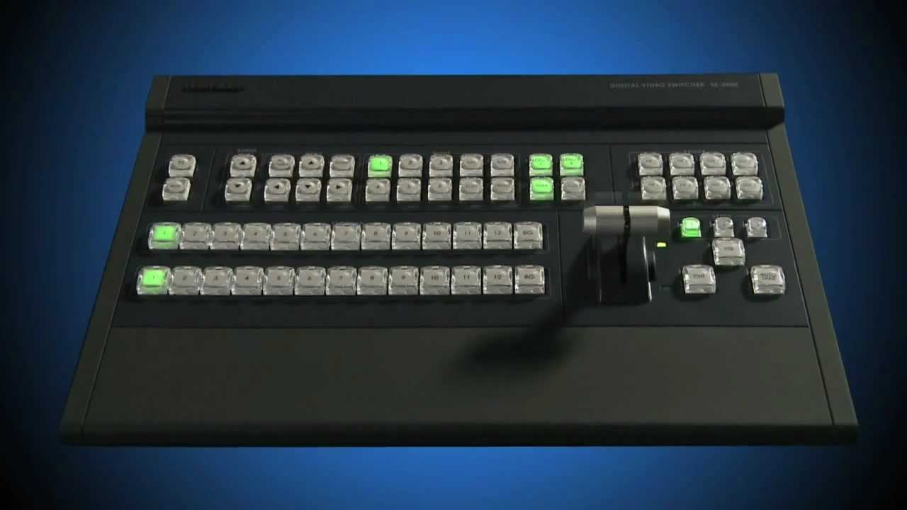 Datavideo Se-2800 Hd  Sd Digital Video Switcher