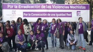 crnica del 7n de murcia a madrid contra las violencias machistas