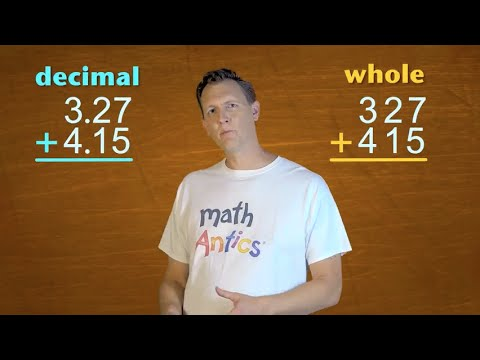 Math Antics - Decimal Arithmetic - YouTube