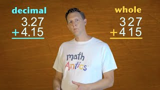 Math Antics - Decimal Arithmetic