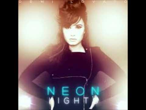 Demi Lovato - Neon Lights (Audio Original)