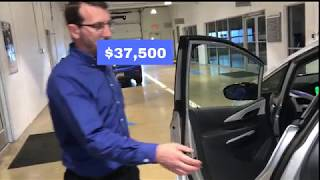 Walk Around of The Brand New 2018 Chevrolet Bolt, Apple Chevrolet York, PA