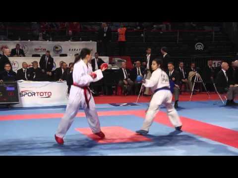 50  Avrupa Karate Şampiyonası başladı