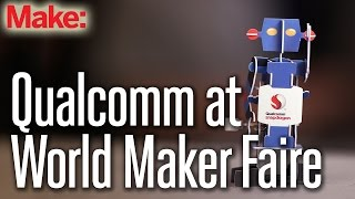 Qualcomm Snapdragon, DragonBoard 410c Fire Up at World Maker Faire