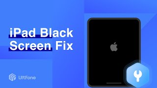 2020: How to Fix iPad Black Screen/Won't Turn On [3 Ways]