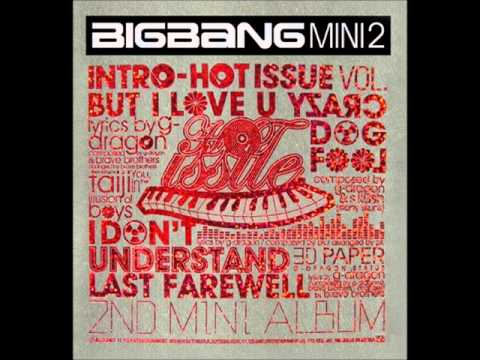 BIGBANG - Hot Issue [FULL ALBUM]