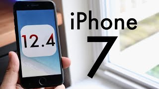 iOS 12.4 OFFICIAL On iPhone 7! (Review)